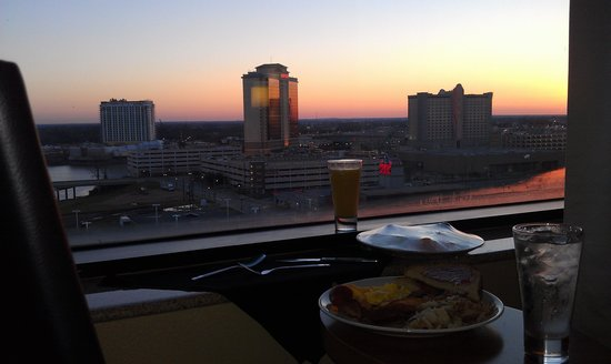 Hilton Shreveport: Breakfast