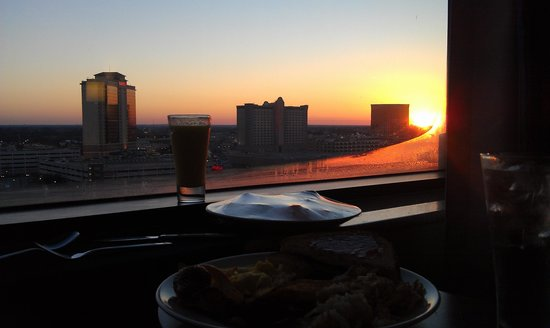 Hilton Shreveport: House of a Rising Sun