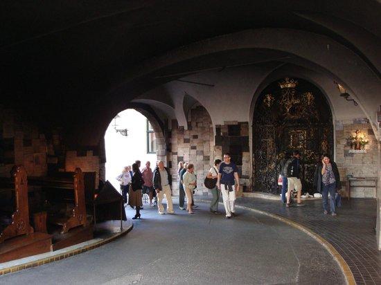 Upper Town (Gornji Grad): La Puerta de Piedra