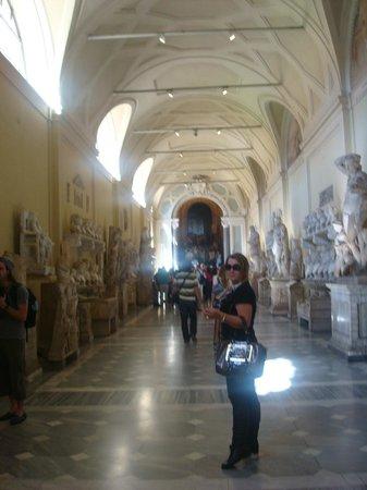 Roman Empire Tours : museu do Vaticano