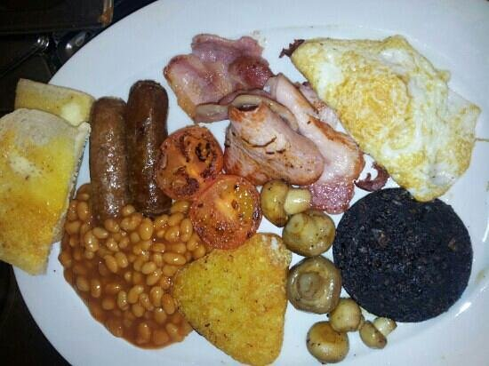 Moulin Rouge Cafe & Grill: Big Breakfast £4.20