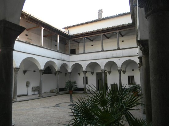 Museo della Preistoria della Tuscia e della Rocca Farnese
