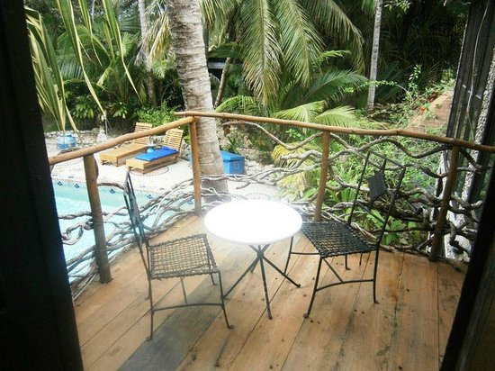 Belize Boutique Resort & Spa: Balcony in room