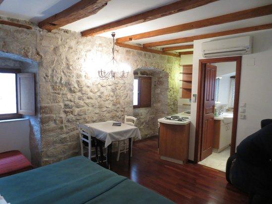 Apartments Martecchini : Kitchen