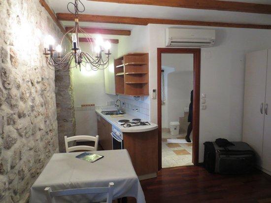 Apartments Martecchini : Kitchen/dining