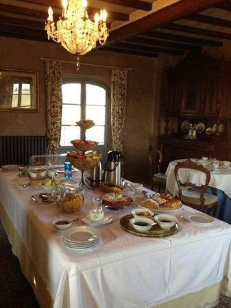 Agriturismo Guardastelle: colazione a buffet