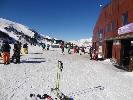 Deu Sol : Soldeu, Andorra at it's best