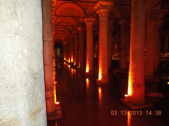 Neon Tours - Day Tours: Basilica Cistern