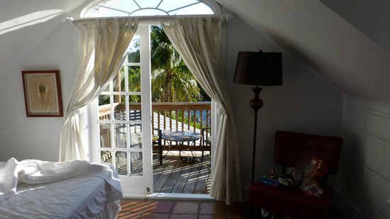Key West Bed and Breakfast: Third floor view