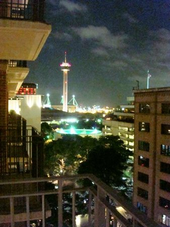 The Westin Riverwalk, San Antonio: 11 Floor View