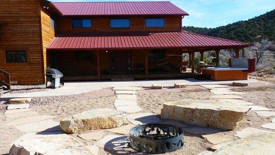 Royal Gorge Vacation Rentals : River Ranch View Sleeps 16+