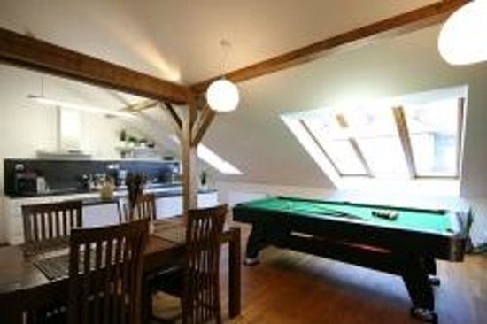 Your Apartments: Apartment in Prague center with billiard table