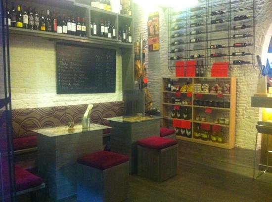 La Quintina: gourmet and wine bar