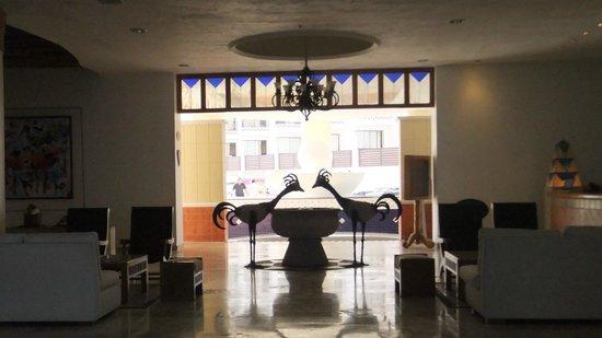 Villa Premiere Hotel & Spa: Villa Premiere lobby