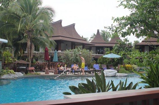 The Elements Krabi Resort: The pool
