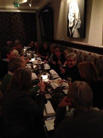 Die 2: Nice dinner