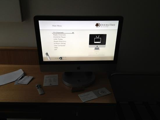 DoubleTree by Hilton Hotel London -Tower of London: Apple system