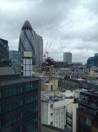 DoubleTree by Hilton Hotel London -Tower of London: View