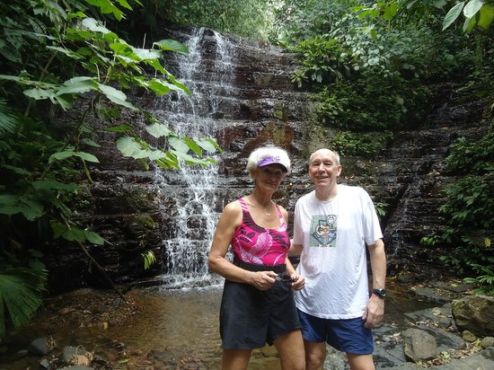 Rancho Pacifico: Waterfall hike