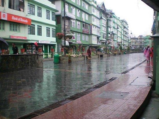 Hotel Soyang : MG road