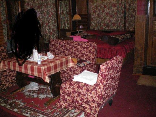 Hotel Soyang : Bedroom