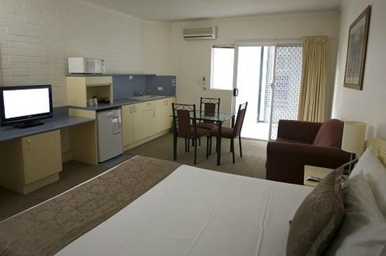 Toowong Inn & Suites: Studio with Kitchenette