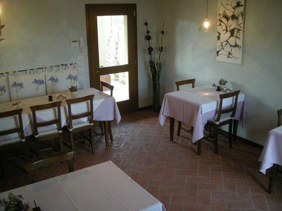 Sala per la colazione picture of il casale dell 39 arte for Planimetrie virtuali per le case