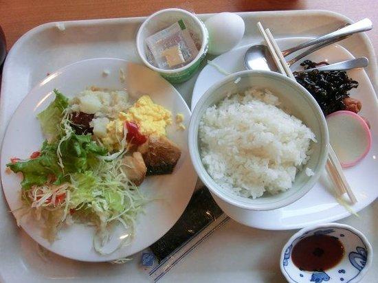 Shiki Resort Forest Hakone: 朝食(和洋バイキング)