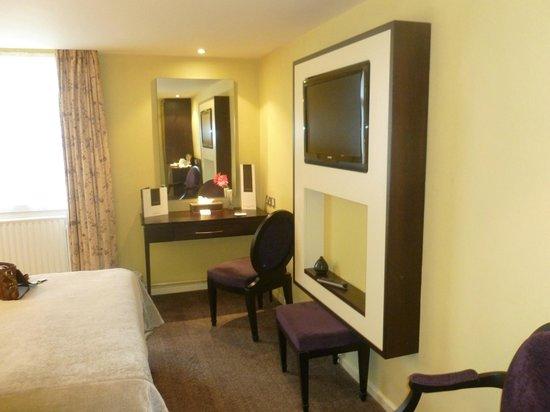 Hallmark Hotel Manchester: Nice room