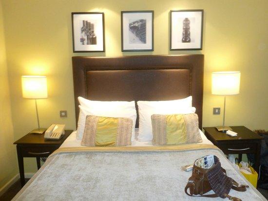 Hallmark Hotel Manchester: Posh room