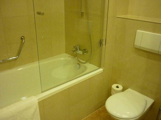 Grand Hotel Bohemia - Banheiro bom