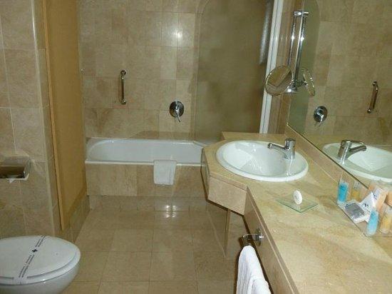 Monte Carmelo Hotel : bagno