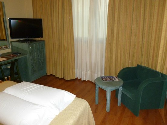 Monte Carmelo Hotel: camera