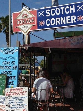 Scotch Corner Bar : Scotch Corner Tenreife