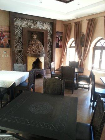Hotel Temple des Arts: Restaurant