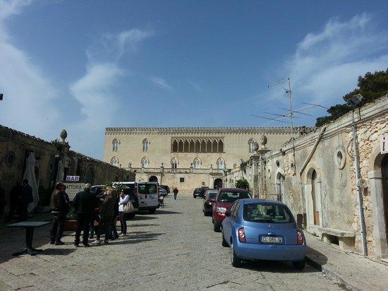 Al Castello Donnafugata: Castello