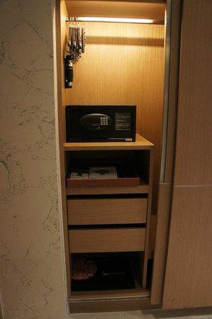 โรงแรม โซ โซฟิเทล แบ็งค็อก: lap friendly
