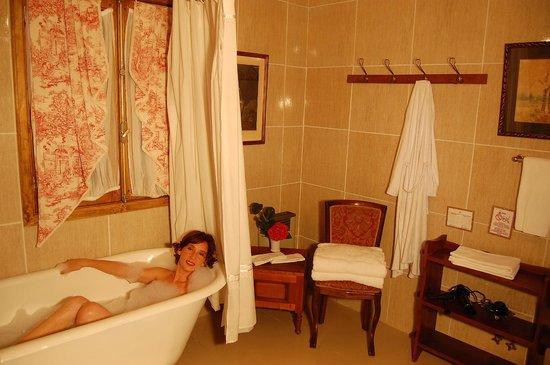 Hotel Vendimia: Baño