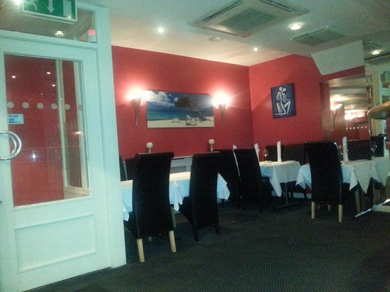 Great New Years Eve Meal Raj Witney Traveller Reviews