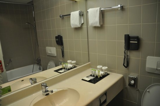 Lindner Hotel City Plaza : Bathroom