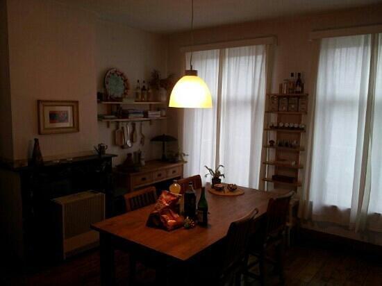 Droom + Daad: keuken villa des roses