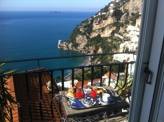 Hotel Villa Franca: colazione in camera!!