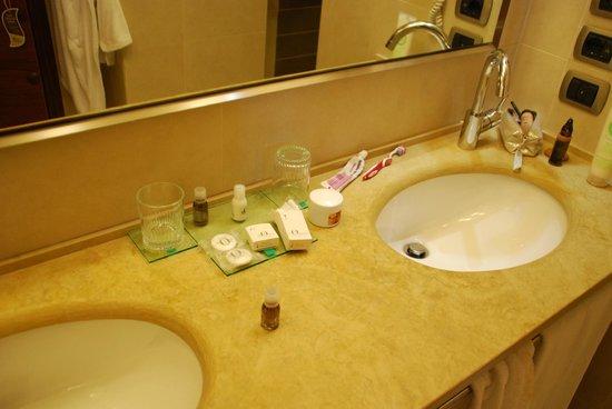 BEST WESTERN PREMIER BHR Treviso Hotel: Kit di cortesia