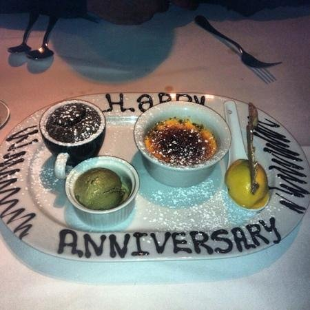Fredericks Restaurant: Anniversary treat at Fredericks