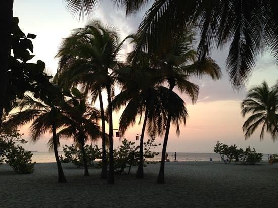 Irotama Resort: atardecer
