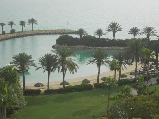 Sheraton Grand Doha Resort & Convention Hotel : View from my balcony!