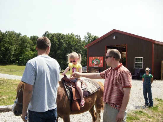 Santa's Stables: Pony Ride