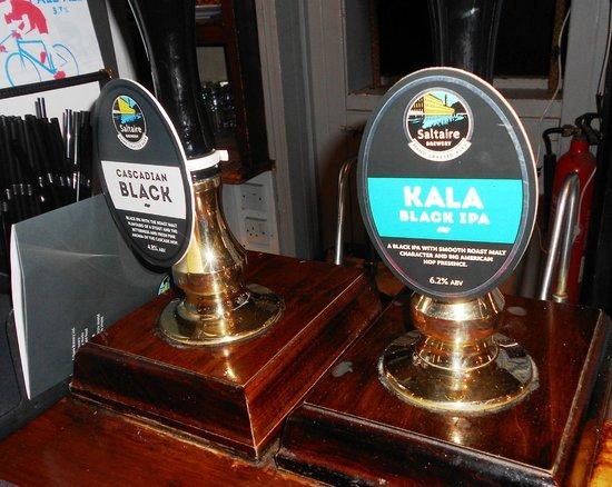 Luna & Simone Hotel: Cask Pub- Near Hotel- Good Beers