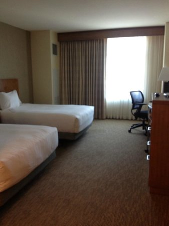 Hyatt Regency Denver At Colorado Convention Center: room