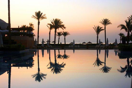 The Palace Port Ghalib: Piscine